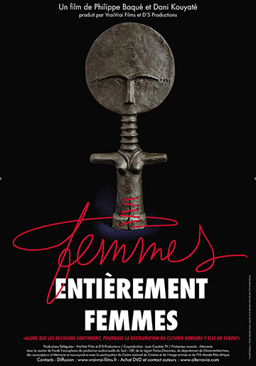 Poster of the documentary 'Femmes, entièrement Femmes'