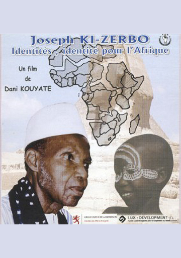 Poster of the documentary 'Joseph Ki-Zerbo'