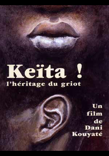 Poster of the movie 'Keïta! l'Héritage du griot'