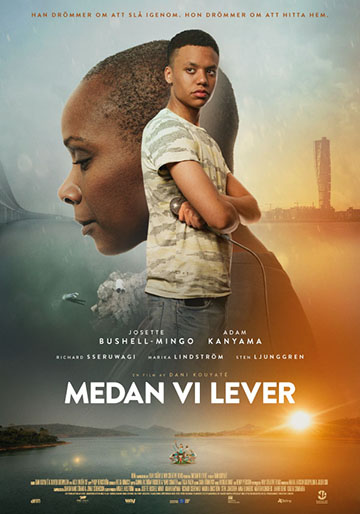 Poster of the movie 'Medan vi lever'
